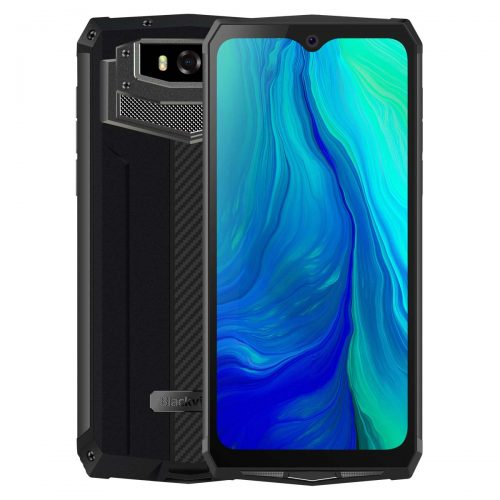 "Blackview BV9100 13000mAh IP68 Rugged Smartphone 4GB RAM 64GB ROM 6.3"" screen Android 9.0 MT6765 Octa Core NFC OTG Mobile Phone"