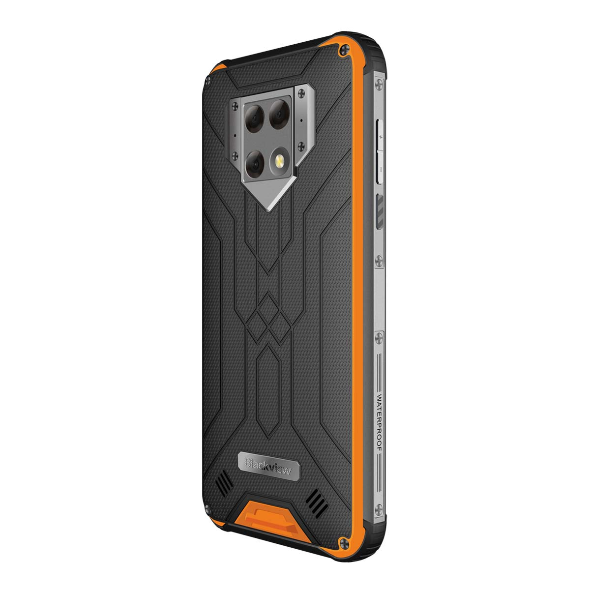 Blackview BV9800 Pro Thermal imaging Rugged Smartphone 48MP Waterproof P70 Octa Core Android 9.0 6GB+128GB Wireless charge Rugged Phone